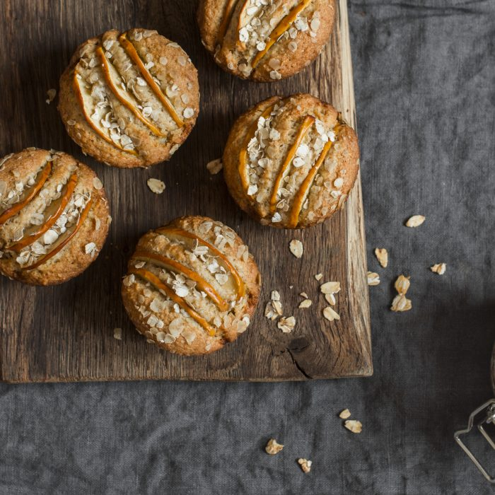 Sutton's Apple Muffins